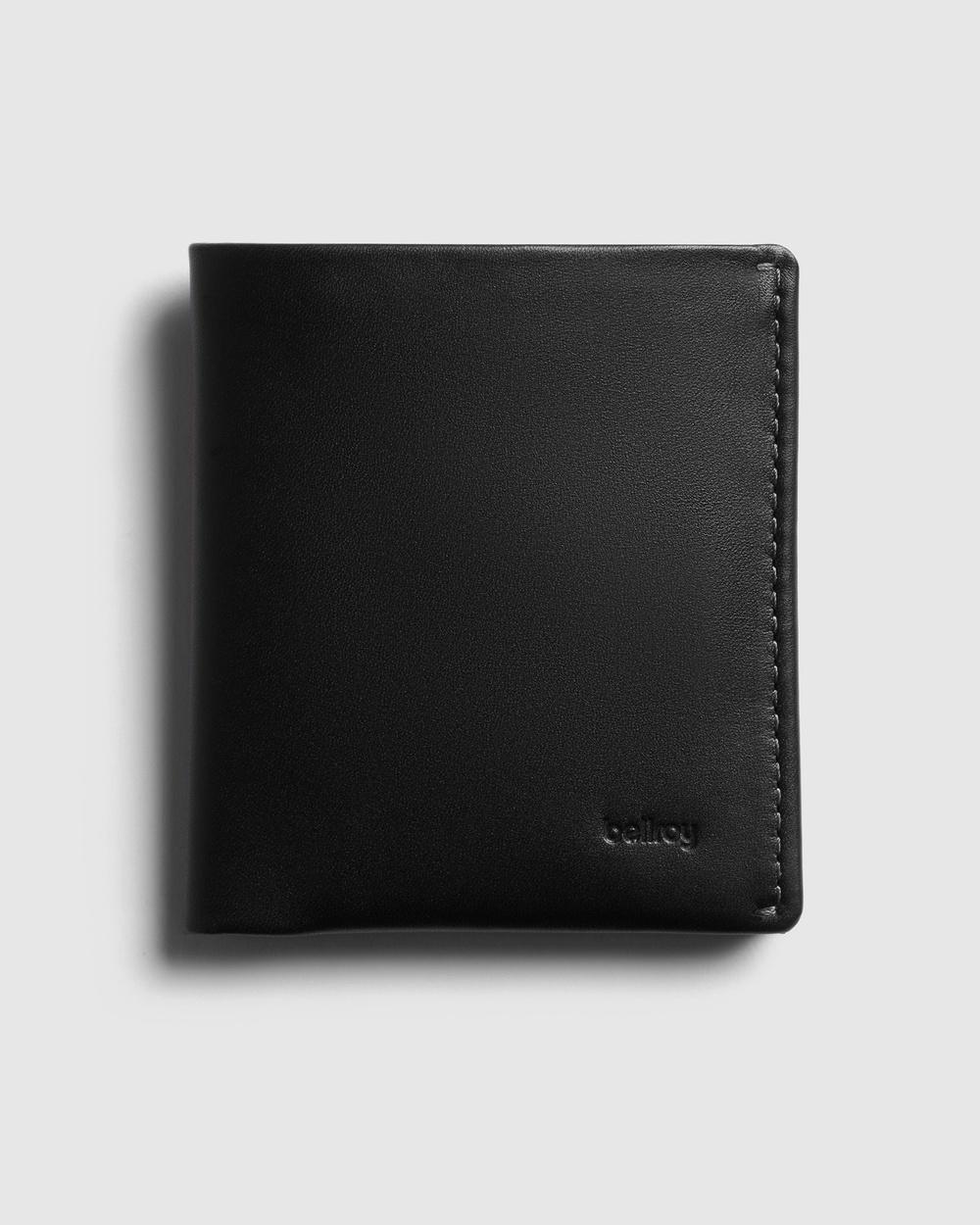 Bellroy Note Sleeve Wallets Black