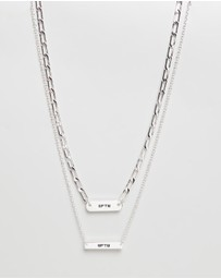 Wild For The Weekend - Ghetto Superstar Necklace Pack