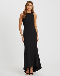 CHANCERY - Harriet Column Gown