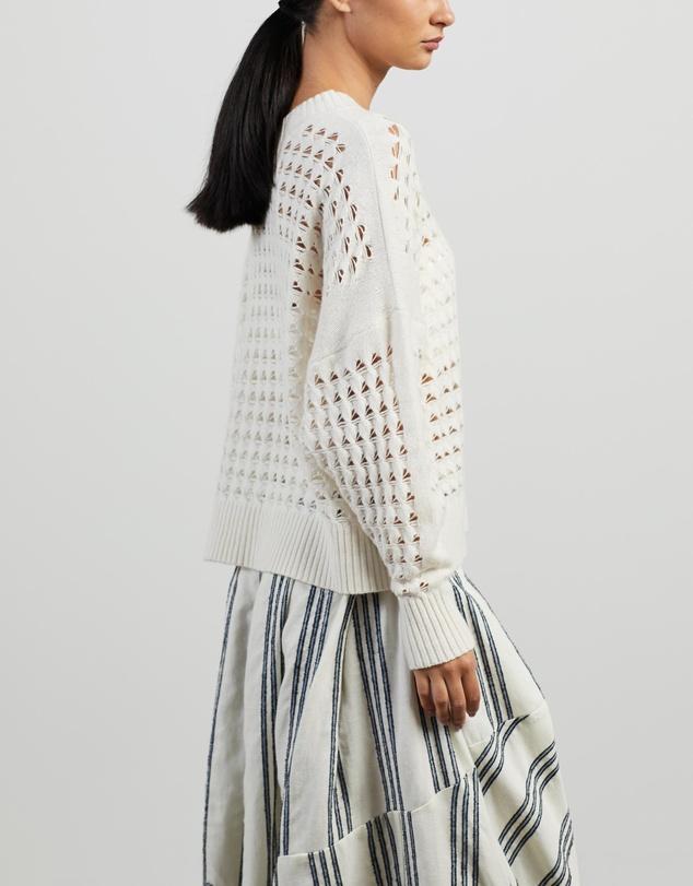 Women Ulli Lace Knit