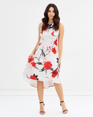 Wallis – Sahara Bloom Dress Floral Multi