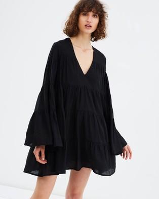 PFEIFFER – Orion Patchwork Dress