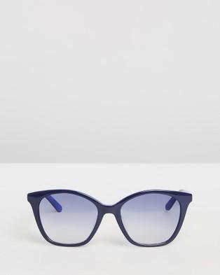 Calvin Klein CK19505S - Square (Blue)