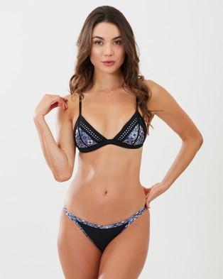 Duskii – Waikiki Nights Tri Bikini Top Tile