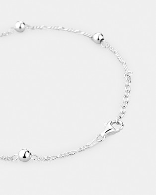 Michael Hill Anklet in Sterling Silver - Jewellery (Sterling Silver)