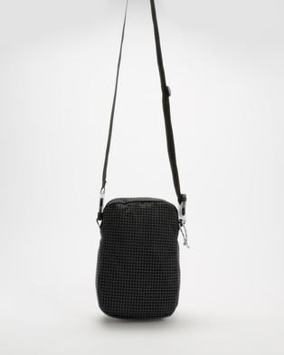 Nike Heritage 2.0 Small Items Bag - Bags (Black, Black & White)