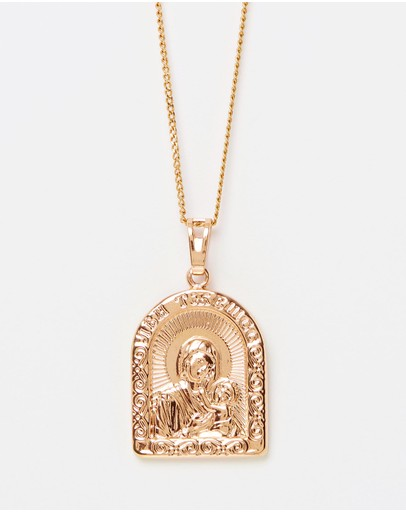 Reliquia Jewellery - Mary Necklace