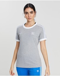 adidas Originals - 3-Stripes Tee - Women's