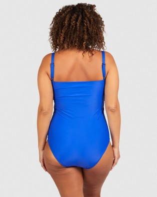 SAINT SOMEBODY Made Of Magic - One-Piece / Swimsuit (Blue)