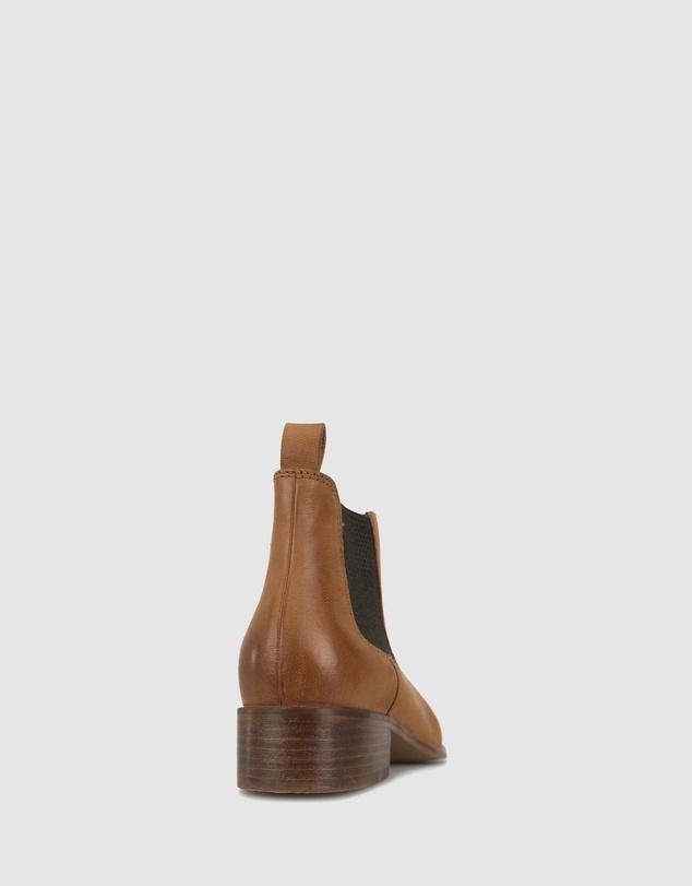 Women Surge Leather Chelsea Boots