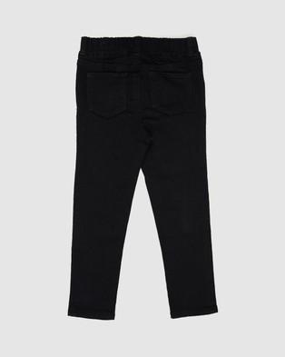 babyGap Jeggings   Kids - Jeans (Black Wash & Rustic)