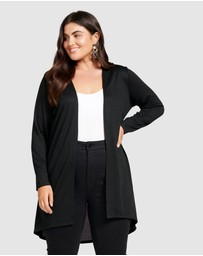 Forever New Curve - Taylor High Low Curve Cardigan
