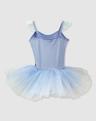 Disney Frozen 2 by Pink Poppy Disney Frozen 2 Elements Tutu - Dresses (Blue)