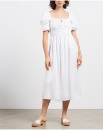 Faithfull The Brand - Maurelle Midi Dress