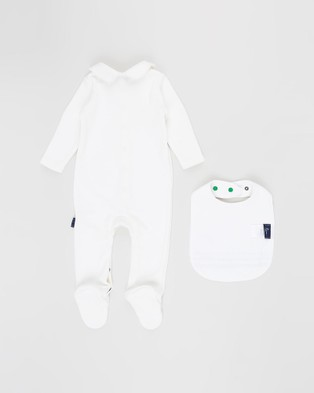 Pappe Tolly Gift Set   Babies - All gift sets (White)
