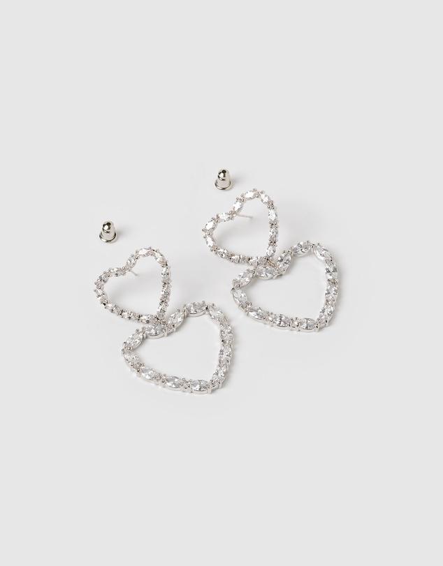 Women Full of Love Earrings