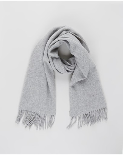 Scotch & Soda - Classic Woven Wool Scarf