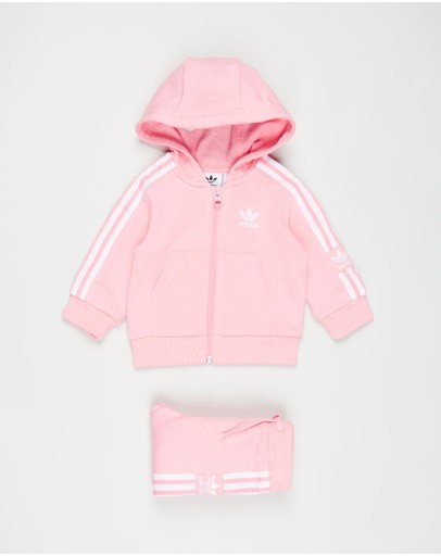 adidas Originals - Lock Up Hoodie Set - Babies-Kids
