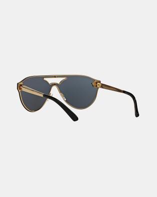 Versace Versace Rock Icons   Medusa VE2161 - Sunglasses (Black & Grey)