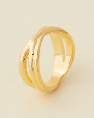 Missoma Rings