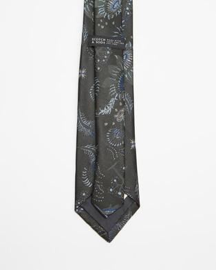 Scotch & Soda Jacquard Tie - Ties (Combo A)