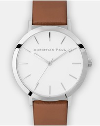 Christian Paul - Raw Collection 43mm Watch