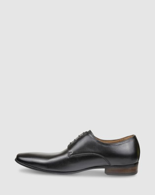 Florsheim Astor Plain - Dress Shoes (Black)