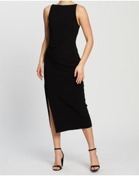 Bec + Bridge - Arlette Tuck Midi Dress