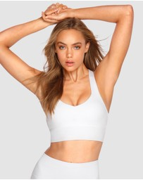 Lorna Jane - Invisible Feel Longer Line Sports Bra