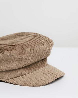Ace Of Something Broadwick Cap - Headwear (Cinnamon)