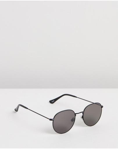 Rixx Eyewear Drift Black Polarised