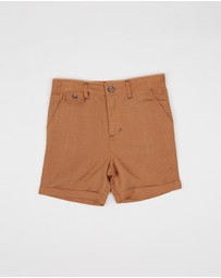 Bardot Junior - Quinton Chino Shorts - Kids