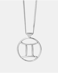 Karen Walker - Gemini Zodiac Necklace