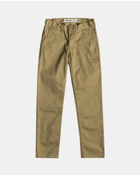 DC Shoes - Boys 8-16 Worker Chino