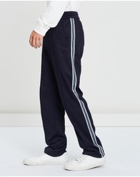 Vince - Striped Track Pants
