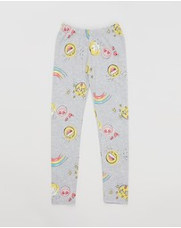 GapKids - Stretch Jersey Print Leggings - Teens