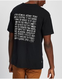 Stussy - Say It Loud SS Tee