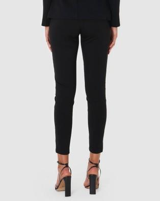 Amelius Raven Pants - Pants (Black)