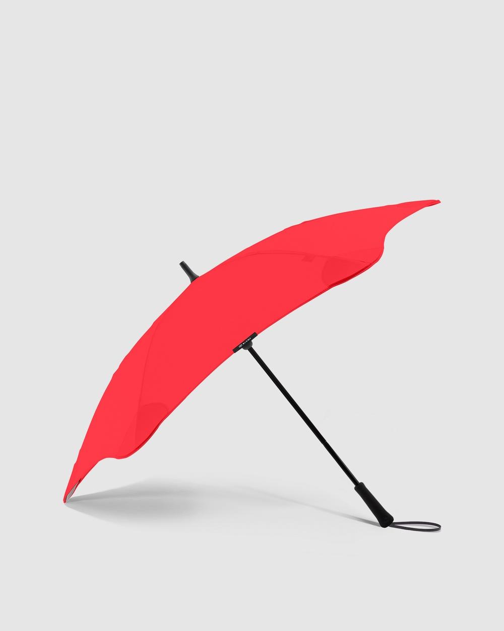 BLUNT Umbrellas Blunt Exec Umbrella Accessories Red