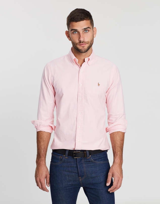 Polo Ralph Lauren - Slim Fit Cotton Oxford Shirt