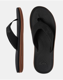 Quiksilver - Mens Haleiwa Plus Thongs