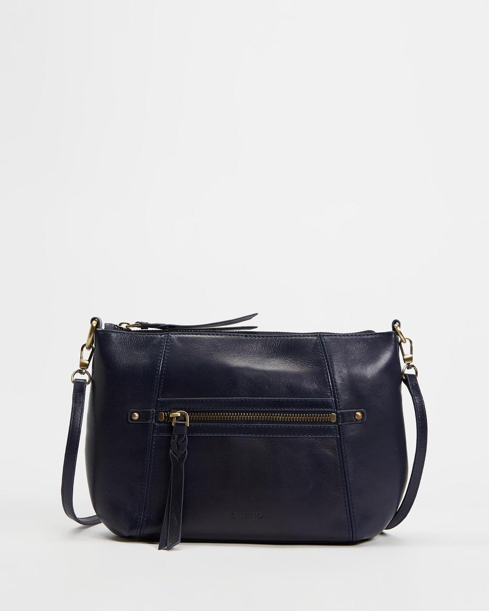 Bueno DIANA Handbags Navy Handbags Australia