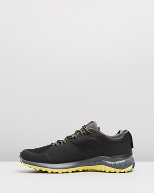 The North Face Ultra Traction   Men's - Training (Black & Zinc Gradient)