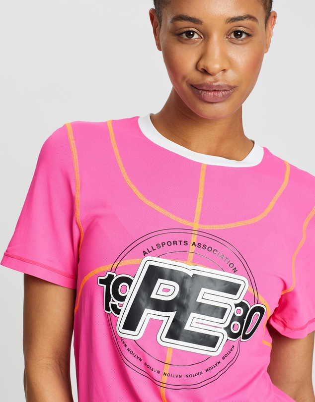 P.E Nation - Double Dribble Tee