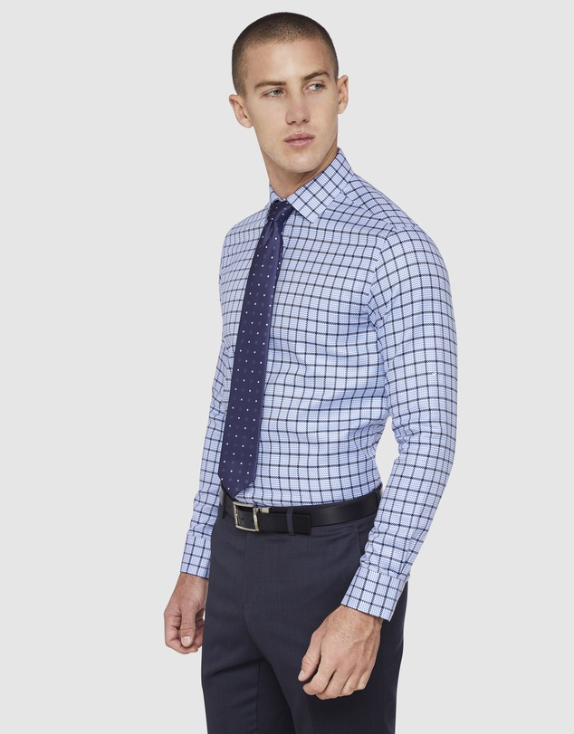 Oxford - Beckton Luxury Checked Shirt