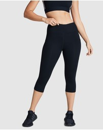 Rockwear - Perforated Pocket 3/4 Tights