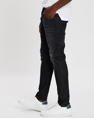 Diesel D Luster Slim Jeans - Slim (Black)
