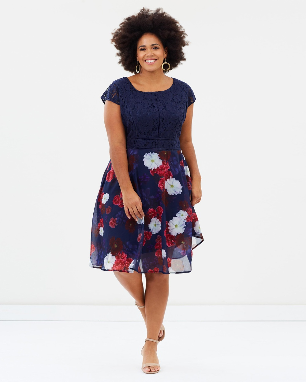 Studio 8 Nicole Dress Dresses Navy Nicole Dress