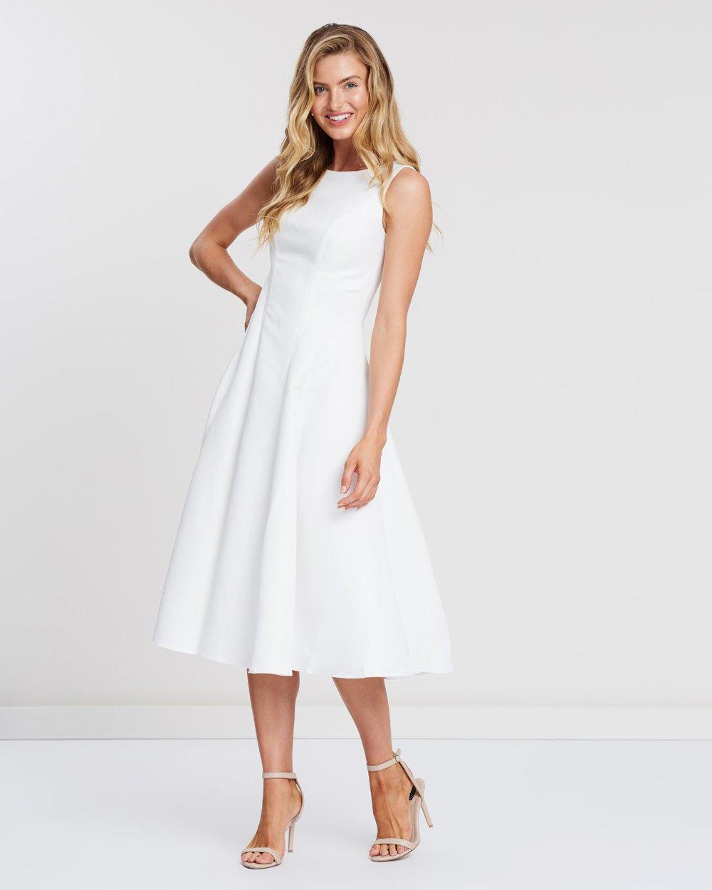 b05412d008e8 Denton Dress by Chi Chi London Online