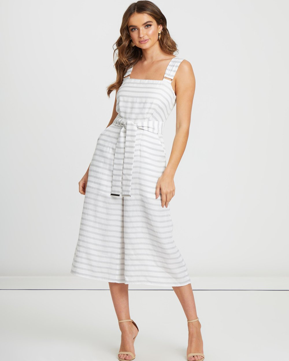 73f31c9a8f3 Irene Culotte Jumpsuit by Tussah Online | THE ICONIC | Australia